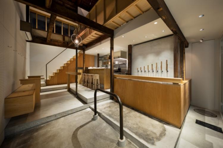日本设计:照亮京都夜晚的新地标Before9酒吧