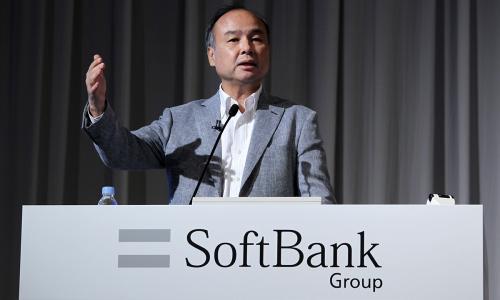 软银集团社长孙正义指出日本企业结构改革的重要性