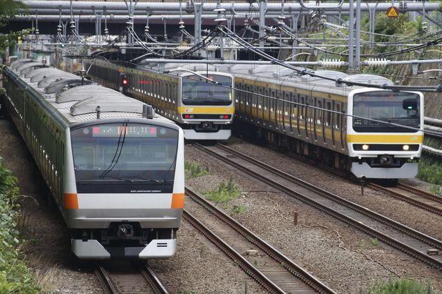 通勤 快速 中央 線