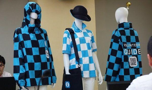 东京奥运会志愿者制服设计元素背后的文化寓意