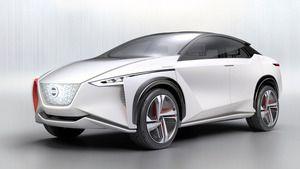 日产计划2020年投入新型四轮驱动电动汽车