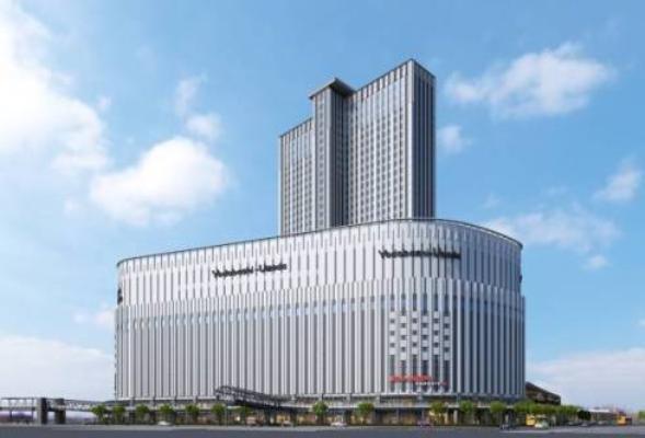 """大阪车站前新地标""""友都八喜 梅田Tower""""将于2019年秋季开业"""