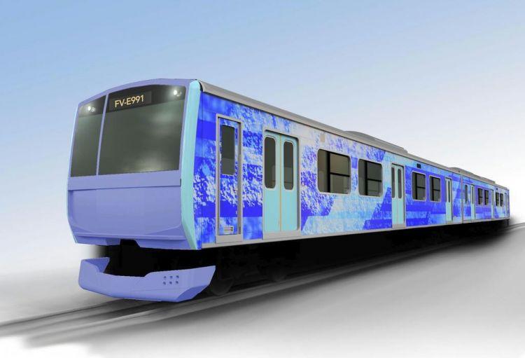 JR东日本表明将于2024年开始使用混动电车
