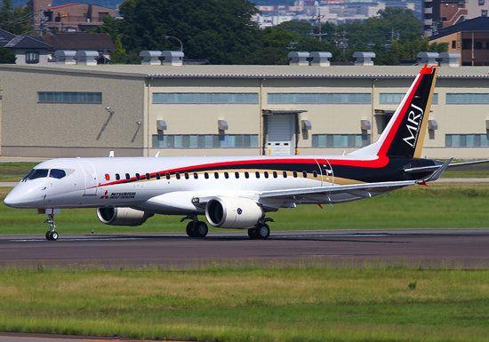 三菱重工业欲收购加拿大庞巴迪公司的小型喷气式客机事业