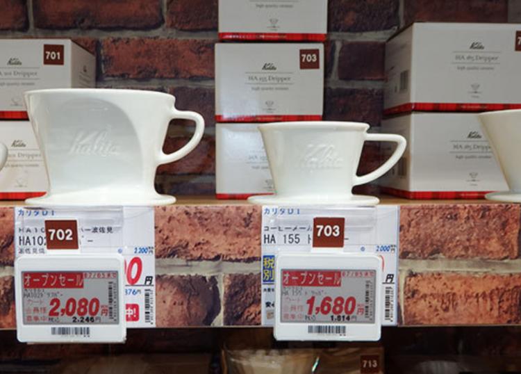 """在日本家电量贩领域中,""""电子货架标签""""的应用越来越广泛"""