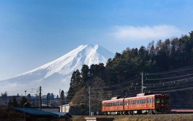 通往富士山的铁路重新提上日程,让我们拭目以待吧