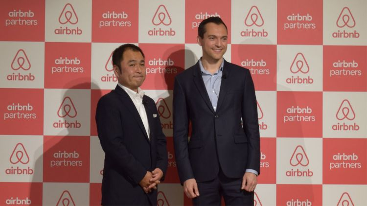 Airbnb与日本117家公司合作开拓日本民宿市场,欲卷土重来