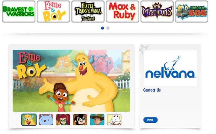 走过48年的动画公司Nelvana,要把表情包做成动画