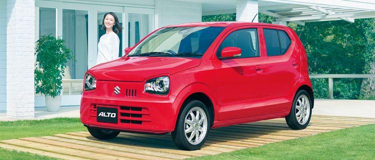"""铃木将首次在海外据点投入生产轻型汽车""""Alto"""""""