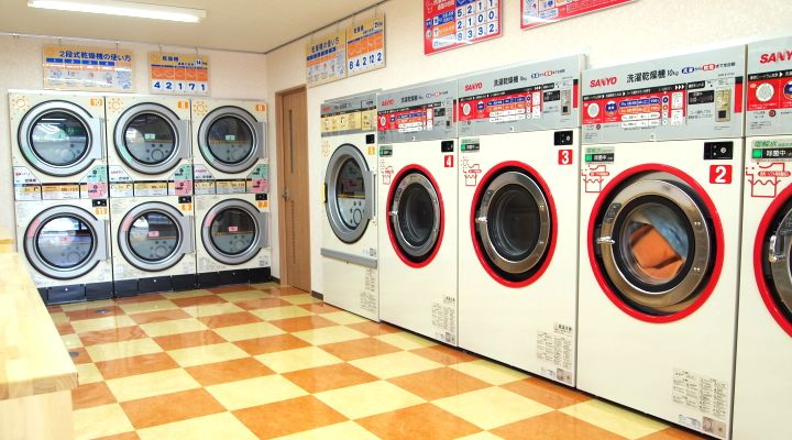 NTT西日本宣布与自助洗衣店WASH HOUSE合作 目标实现非现金洗衣