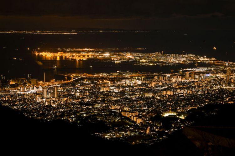 日本最美夜景花落谁家?长崎稻佐山人气最高