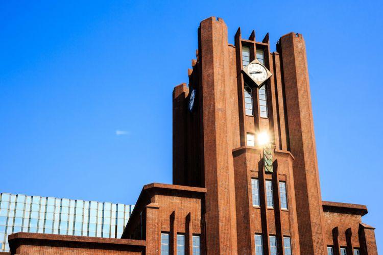 世界大学排名日本5校入围TOP100 东京大学上升至第22名