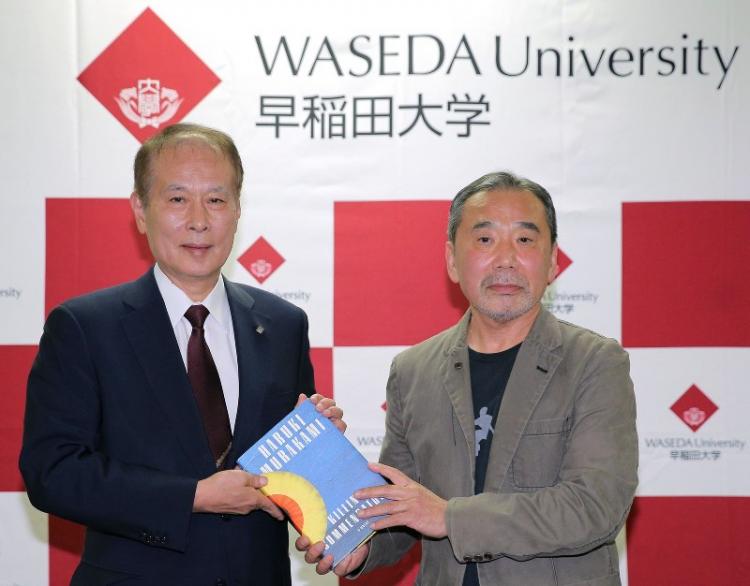 早稻田大学将新设村上春树文学馆 成世界文学研究基地
