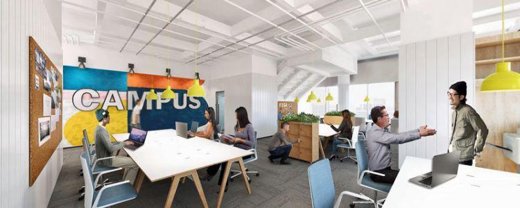 "谷歌将在东京涉谷,开设创业孵化基地""Google for Startups Campus"