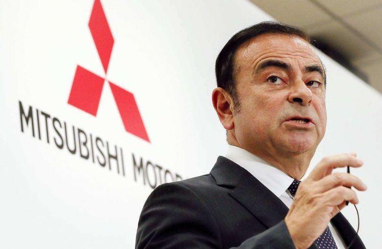 日本三菱汽车正式解除卡洛斯·戈恩的公司职务