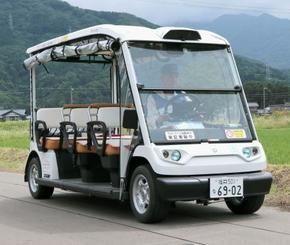福冈县将启动全国为期最长的自动驾驶汽车载客实验