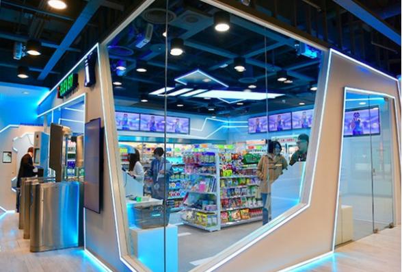 受劳动力不足因素影响,日本九州工业大学等地开展无人商店实验