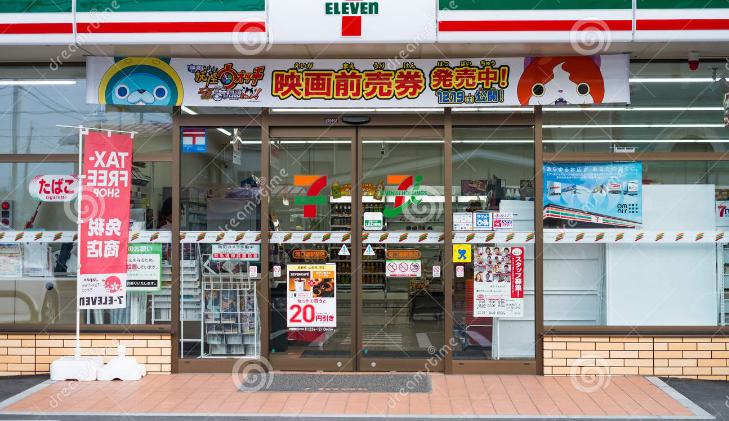 日本7-11启用自有付款软件7-pay