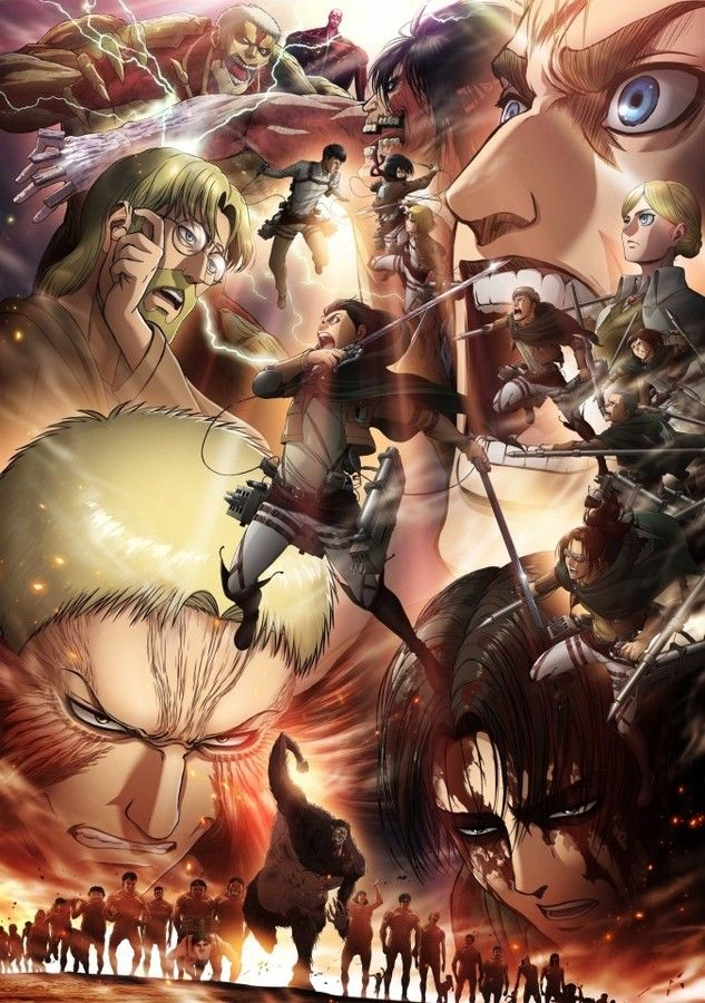 《进击的巨人》动画完结篇将于2020年秋季开播