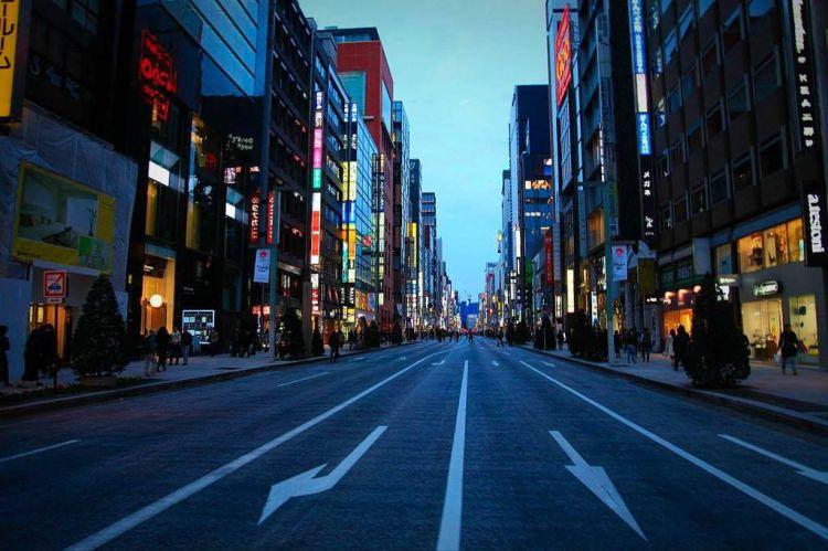日本路线价持续4年上涨