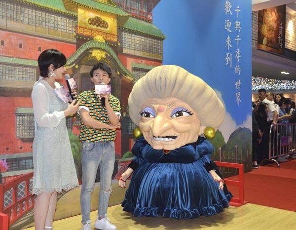 为什么18年后《千与千寻》能在中国上映并大获成功?