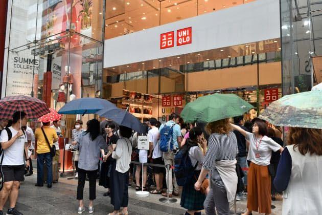 优衣库时隔六年实现销售额大幅增长