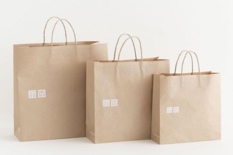 日本优衣库与GU将于2020年1月实行购物袋有偿化