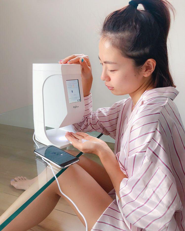 资生堂正式推出vip专属护肤服务 Optune