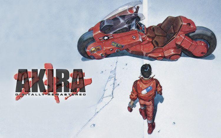 日本传说级漫画《亚基拉》动画新企划正式启动