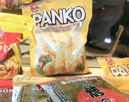 日本炸猪排在海外大受欢迎,带动面包粉出口销量