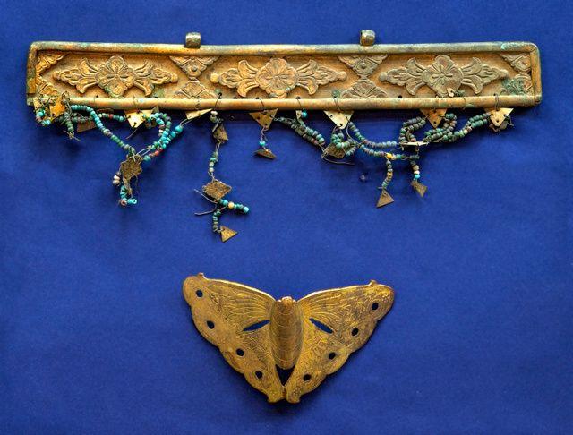 京都北野天满宫发现日本最古老的神轿饰品
