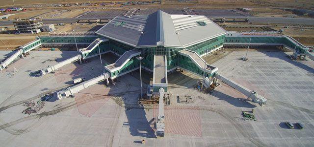 三菱商事等知名日企参与蒙古国乌兰巴托国际机场的运营建设