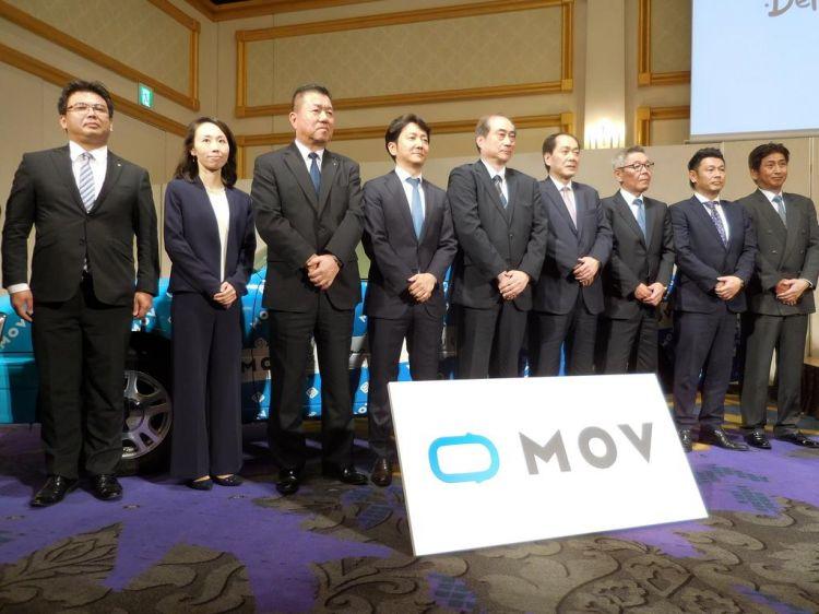 "DeNA出租车叫车服务""MOV""入驻大阪京都市场,叫嚣滴滴Uber"