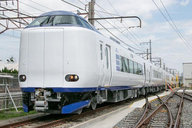 JR西日本特快列车はるか新车型271系正式公开
