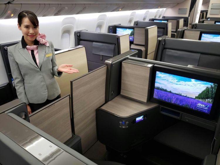 全日空9年首次升级国际航班座位  隈研吾监修