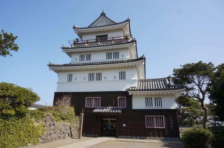 留宿日本城!2020年起,长崎县平户城将常设住宿设施