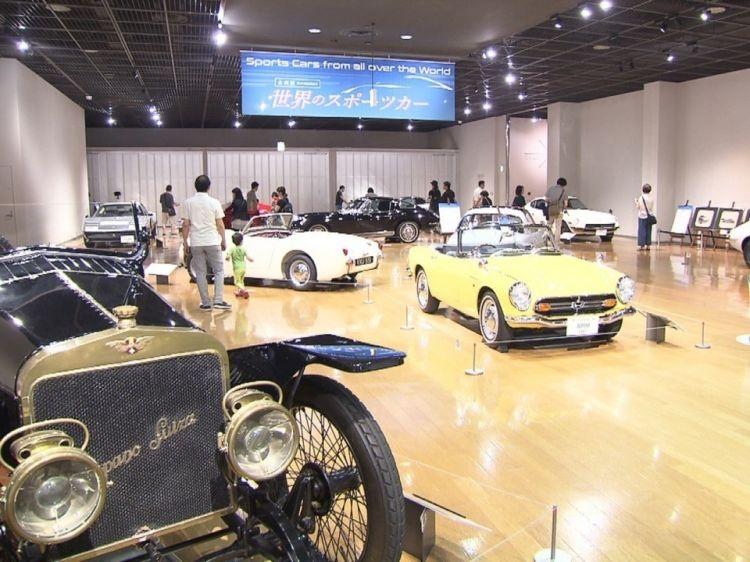 日本爱知县丰田博物馆参观人数突破700万