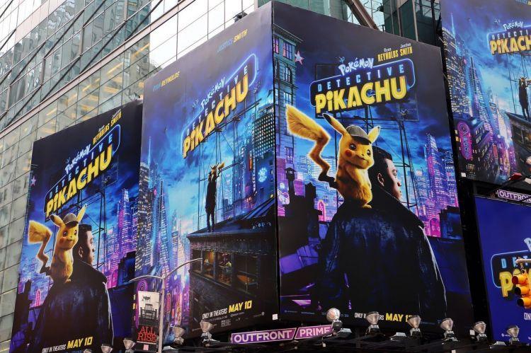 精灵宝可梦写实电影热卖,进化成世界级大IP的23年发展轨迹