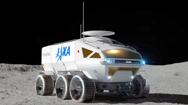丰田与JAXA共同开发月球探测车 并设置专门团队