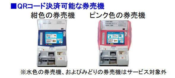 JR西日本将从2020年春季起支持支付宝、微信扫码购票