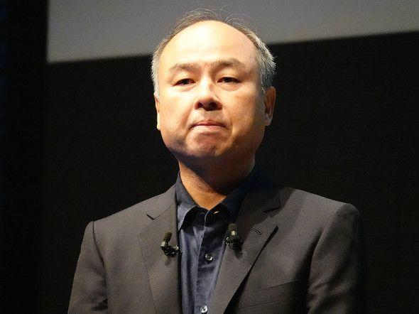 软银集团董事长孙正义:日本的AI技术处于发展中国家的水平