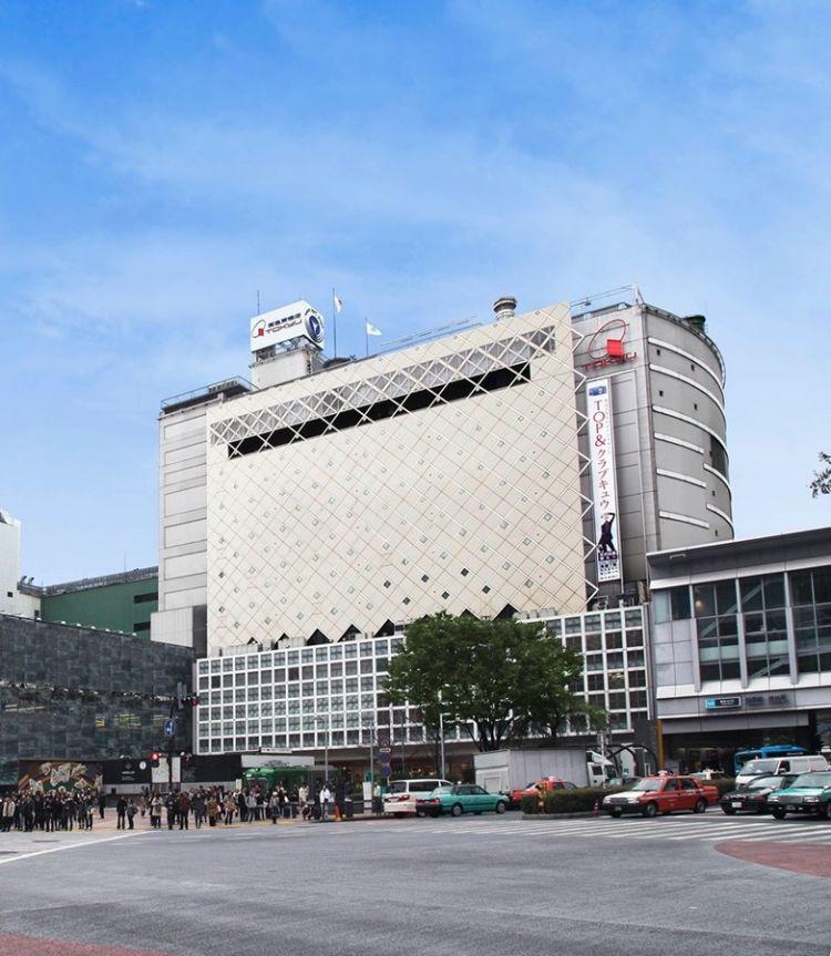 因涩谷站开发重建,日本86年老店东急百货店东横店即将闭店