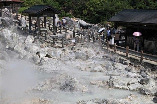 日本长崎县云仙市游客数跌破300万,市政府出招应对