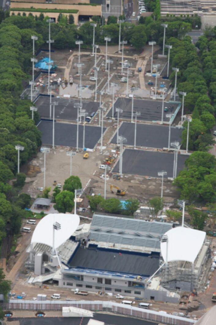 东京奥运会会场工程接连出现问题,竣工时间或延迟