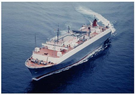 """日本首艘汽车专用汽船""""第十とよた丸""""被认定为船类遗产"""
