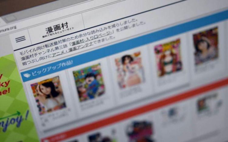 受漫画村网站关停影响,日本2019上半年电子漫画涨幅近30%