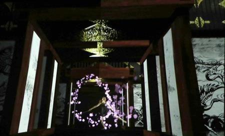 松下电器公开即将使用于2020年东京奥运的光雕投影新技术