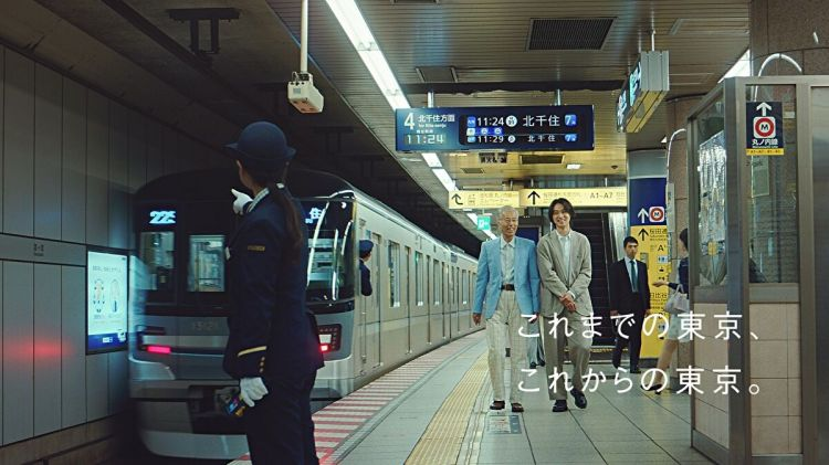 NTT运用AI技术助力东京地铁在东京奥运会期间改善交通环境
