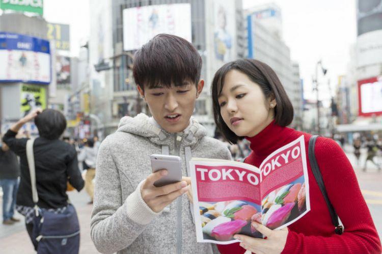 日本开始受理中国旅客赴日游网上签证申请