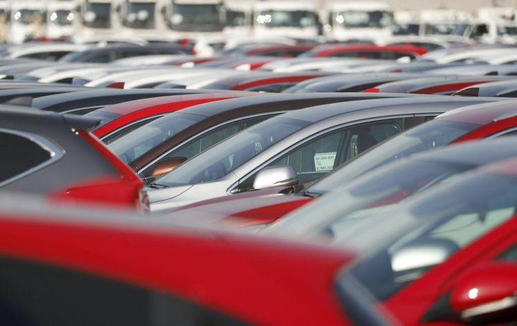 日本汽车在美连续7个月销售量下降